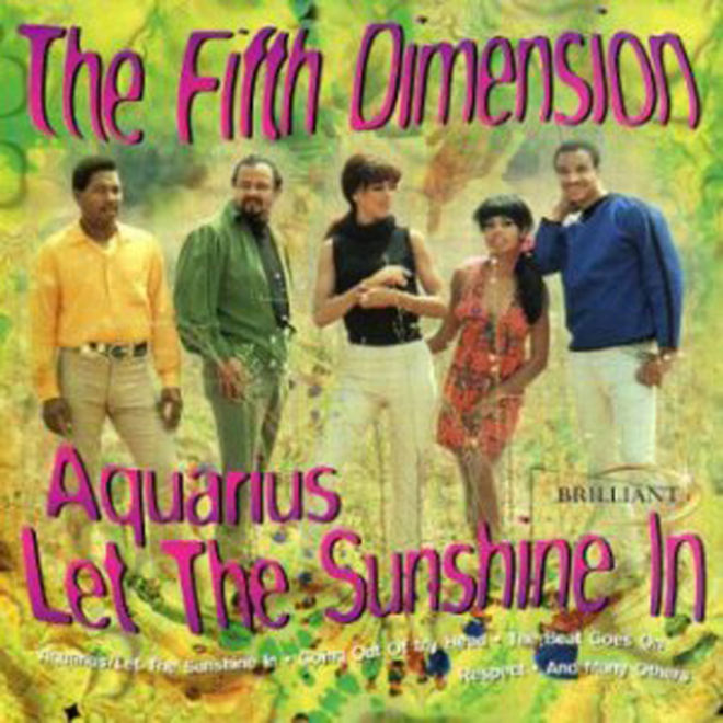 Fifth Dimension - Aquarius: Let The Sunshine In