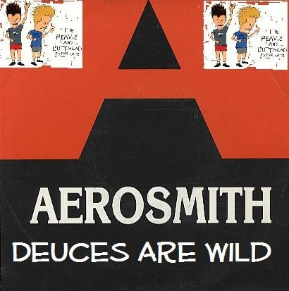 Aerosmith Deuces Are Wild