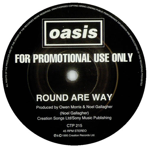 Oasis - Round Are Way