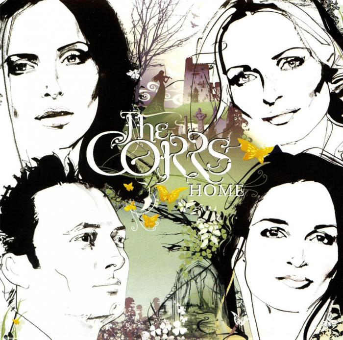 the corrs my lagan love