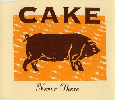 Cake never there