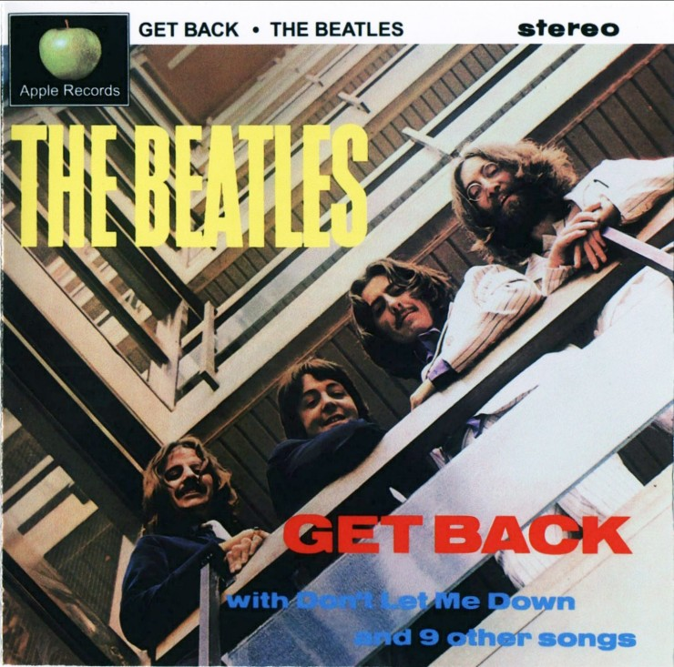 The Beatles - Get Back