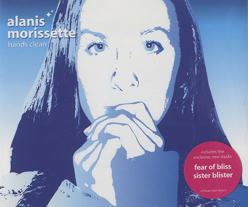 Alanis+Morissette+-+Hands+Clean+CD+1+&+2+-+DOUBLE+CD+SINGLE+SET-206716