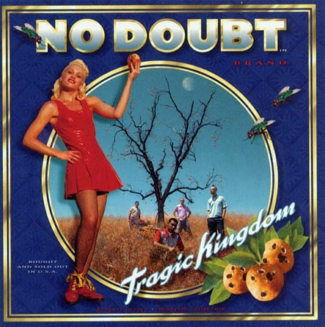 No Doubt - Tragic Kingdom - Front