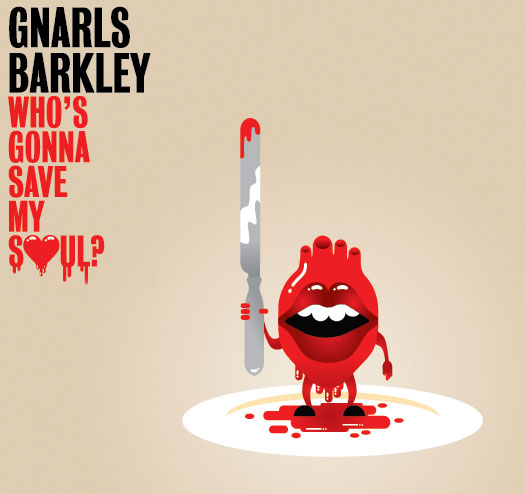 Gnarls Barkley - Who's Gonna Save My Soul