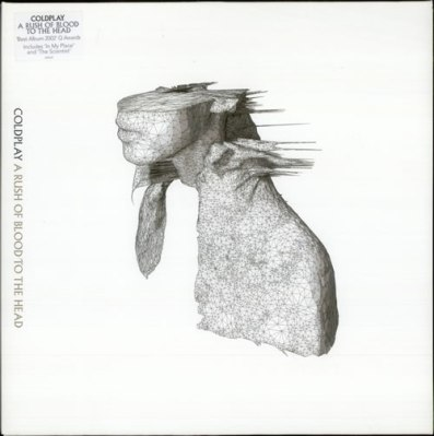 Coldplay-A Rush Of Blood To The Head