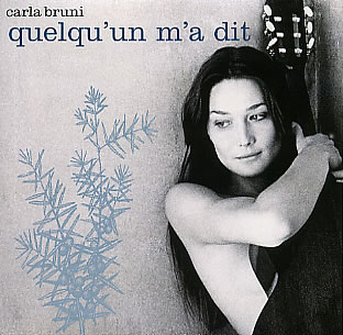 Carla+Bruni+-+Quelqu'un+M'a+Dit+-+5%22+CD+SINGLE-309373