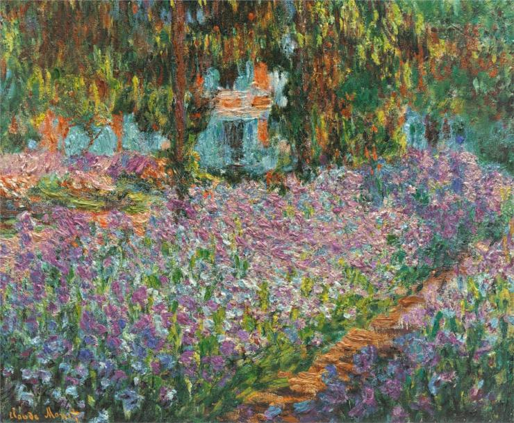 Giverny  Claude Monet