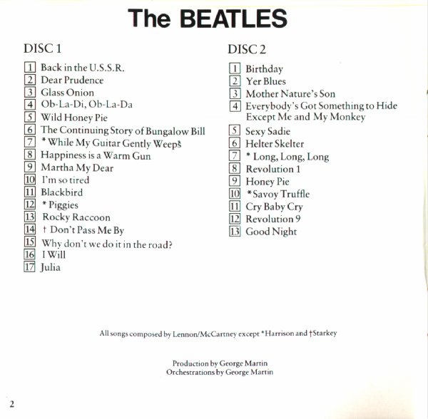 Beatles_White_Album_track_listing_med