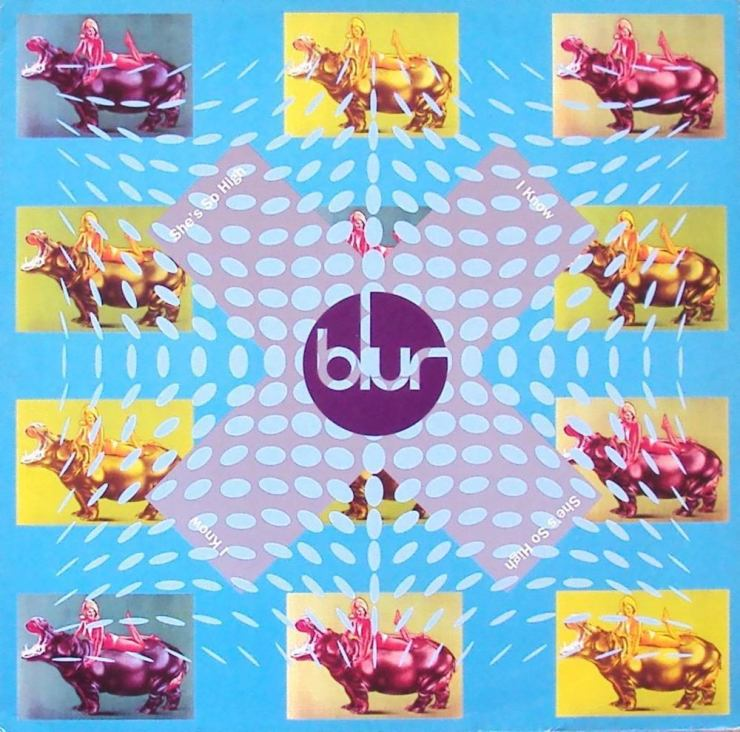 Blur - Shes So High