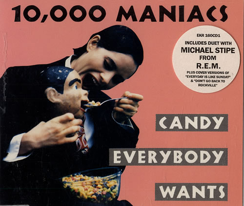 10,000+Maniacs+-+Candy+Everybody+Wants+-+5%22+CD+SINGLE-61089