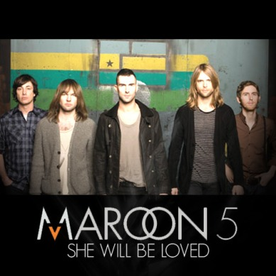 maroon5shewillbeloved
