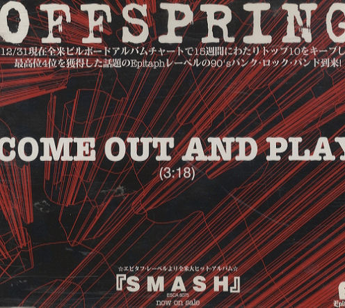 Offspring+-+Come+Out+And+Play+-+5-+CD+SINGLE-119067