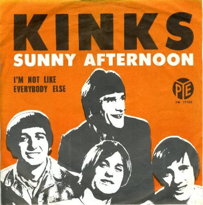 the-kinks-sunny-afternoon-pye-4
