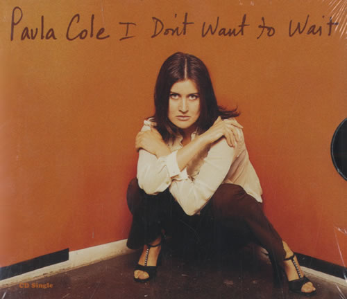 Paula+Cole+-+I+Don't+Want+To+Wait+-+Sealed+-+5%22+CD+SINGLE-521531