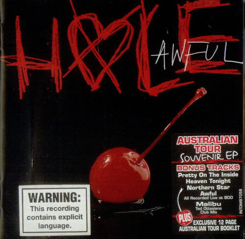 Hole+-+Awful+-+Tour+Souvenir+EP+-+5%22+CD+SINGLE-206791