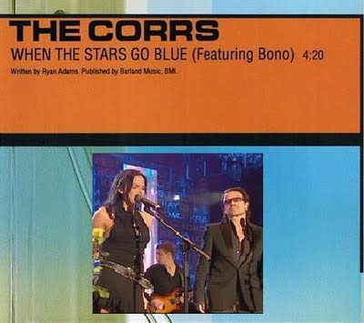 THE CORRS-when the stars go blue