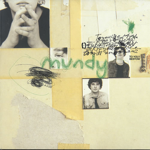Mundy - To You I Bestow