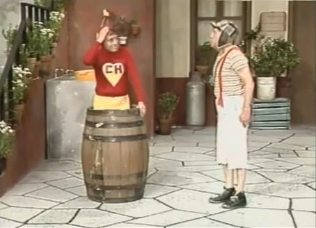 chaves chapolin