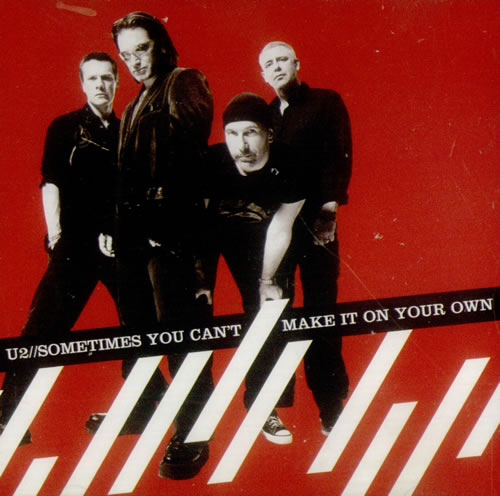 u2 sometimes you can make: