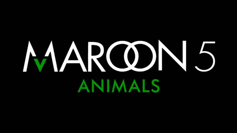 maroon5 - animals