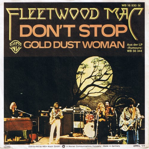 fleetwood mac gold dust woman