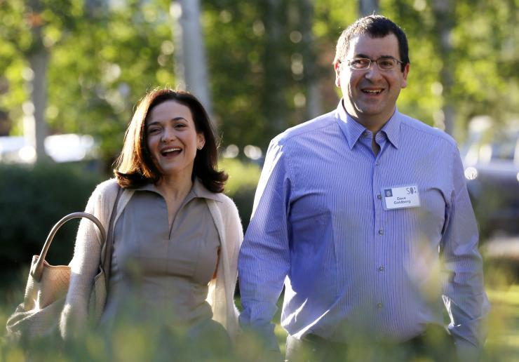 david-goldberg-sheryl-sandberg